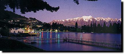 Queenstown at Night