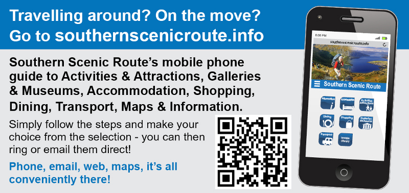 southernscenicroute.info mobile phone guide